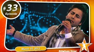 Video Afghan Star Season 8 Episode.33 Semi-final