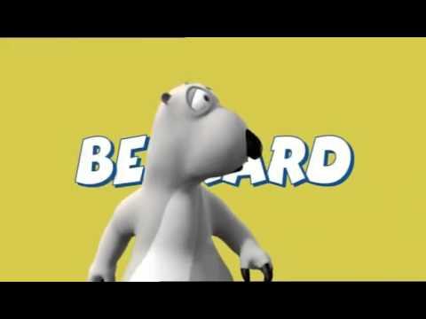 chú gấu xui xẻo Bernard Bear 5 1