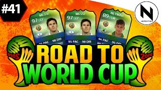 BAD. TIMES.  !! FIFA 14 Ultimate Team - Road to World Cup #41