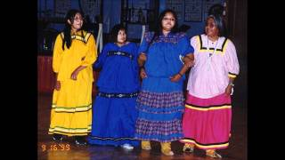 White Mountain Apache Traditional Song W/random Pics