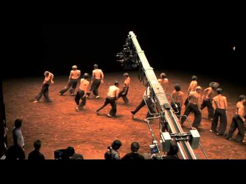 PINA - exclusive clip: Behind the Scenes