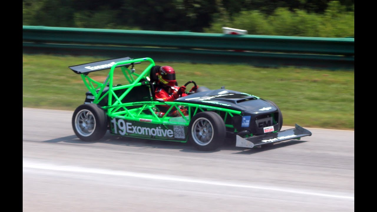 mazda timing belt exomotive turbo exocet sport at the 2013 grm utcc  vir  exomotive turbo exocet sport at the 2013 grm utcc  vir