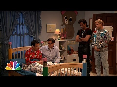 """Full House"" Guys Reunite On Jimmy Fallon"