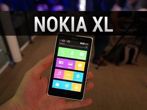 Nokia XL, prise en main au MWC 2014 - par Test-Mobile.fr