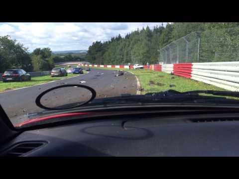 Renault Mégane RS ist das nächste Opfer der grünen Hölle