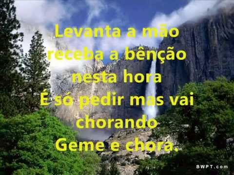 QUER VITÓRIA - Mattos Nascimento (Playback).
