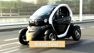 Brasil come�a a produzir 32 carros el�tricos gra�as a parceria entre Renault e Itaip� Binacional