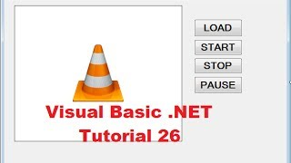 Visual Basic .NET Tutorial 26 How To Embed VLC Media