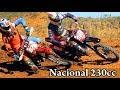 5a etapa Copa Brasil de Velocross - Corrida Nacional 230cc