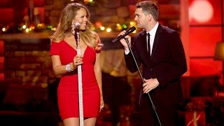 ᴴᴰ Michael Buble & Mariah Carey All I Want For