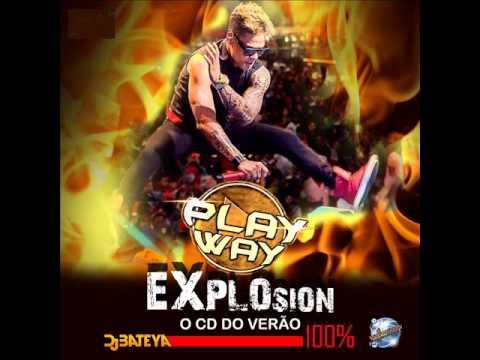 PLAY WAY VERÃO 2015 EXPLOSION LANÇAMENTO - ESQUEMA VÍDEO GAME