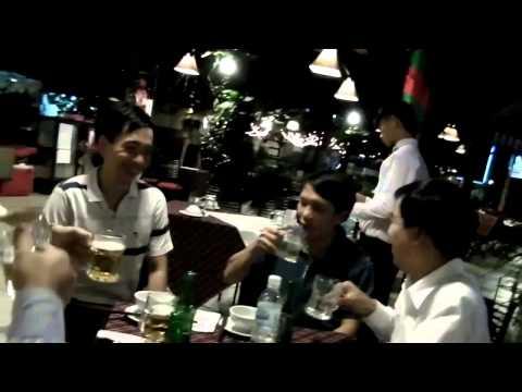 Nguyễn Đình Song Toàn giao lưu với anh em VASC-Kiều