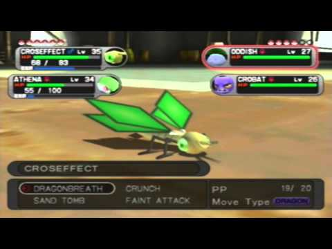 Pokemon XD Gale Of Darkness Let's Play or Walkthrough Part 25