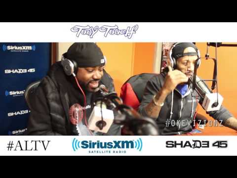 """Redman & Lord Finesse Freestyle On DJ Tony Touch """"Toca Tuesdays"""" Shade 45 Episode"""