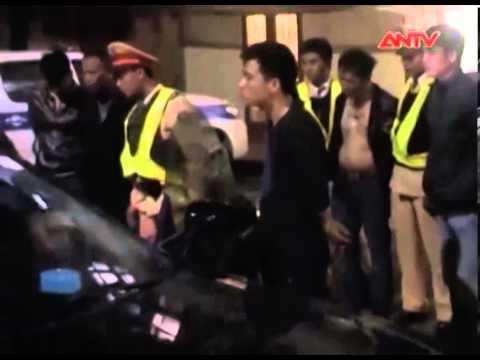 CSGT Bắc Giang thu giữ số ma túy khủng
