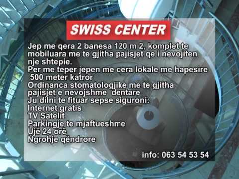 Swiss Center Bujanoc