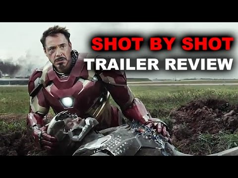 Captain America Civil War Trailer Review aka Reaction - Beyond The Trailer
