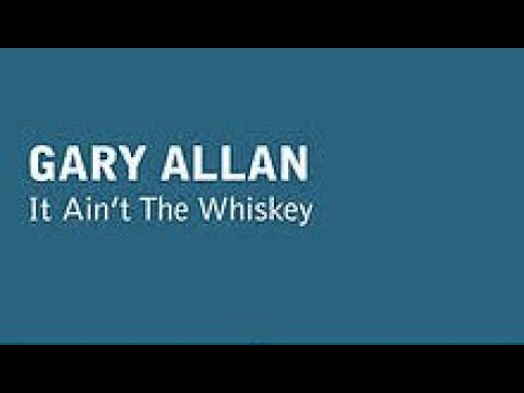 It Ain't the Whiskey - Gary Allan ( STP Karaoke Version)