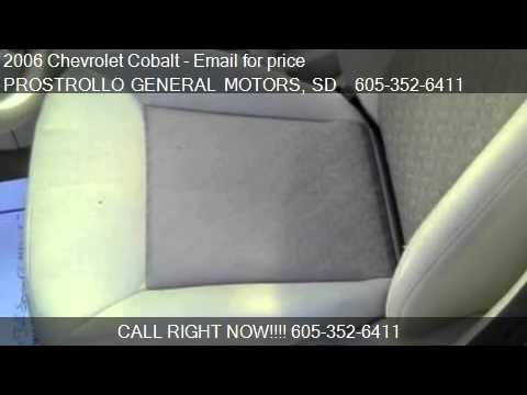 2006 Chevrolet Cobalt LS for sale in Huron, SD 57350 at PROS