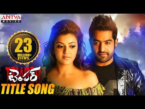Temper Title Full Video Song - Temper Video Songs - Jr.Ntr,Kajal Agarwal