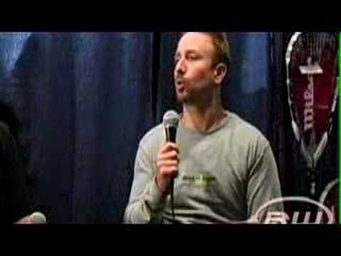 Racquetball Warehouse | Interview: Jason Mannino pt.1