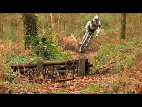 DANI RIVAS DESCENSO FREERIDE DOWNHILL