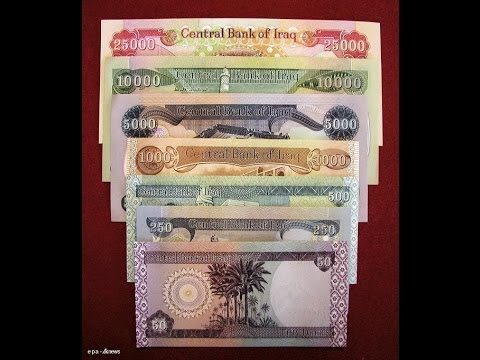 Iraqi Dinar Revaluation   MRI Bankers  Guide To Foreign Currency