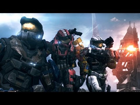 Dawn of the Titans | Directors Cut (Halo Reach Machinima)
