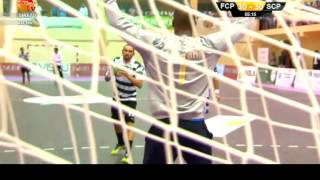 Andebol, Sporting - 33 Porto - 32, Supertaça 2013/2014