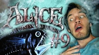 THESE MONSTERS MAKE ME NOPE! - Alice: Madness Returns - Part 9 view on youtube.com tube online.