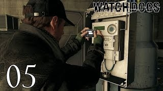 Watch Dogs Walkthrough W/ SSoHPKC Part 5 Hot Pursuit