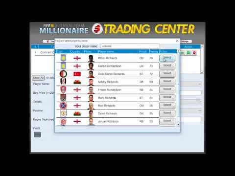 FIFA 16 Trading Tips  FIFA 16 UT Millionaire Trading Center Demo