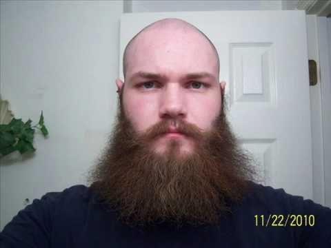 Um ano de barba sempre a crescer