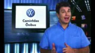 Aprenda A Dirigir O Volkswagem Constellation Parte-1