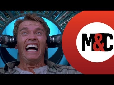 8 Best Things: Total Recall - Mask & Cape