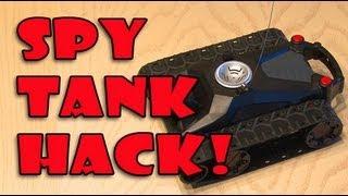 Spy Tank Hack!