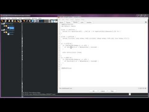 [mIRC: Script skyrock.com] - Changer le texte par défaut des Joins/Parts.