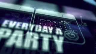 Pat Farrell feat Max`C  - Everydays`s a Party