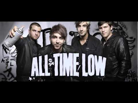 All Time Low - Say Something (I'm Giving Up On You) - A Great Big World, Christina Aguilera Cover