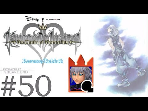 Let's Play Kingdom Hearts Re:Chain of Memories [Deutsch/Profi] #50 - Riku Replica