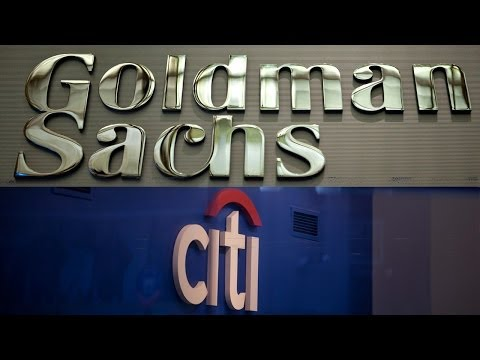 Jim Cramer Likes Goldman Sachs, on the Fence About Citigroup
