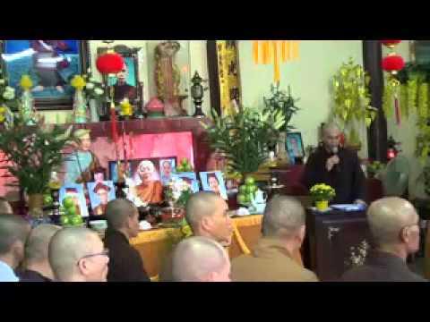 Lễ Tri Ân Các Bậc Đưa Đò - 01 (Cựu TNS HVPG Khóa V Tổ Chức) Ngày 17.11.2012