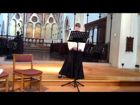 Nacht Violen Schubert, Christine Hubbard.MOV