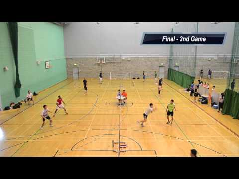 GI Sport Badminton Club Tournament 2013