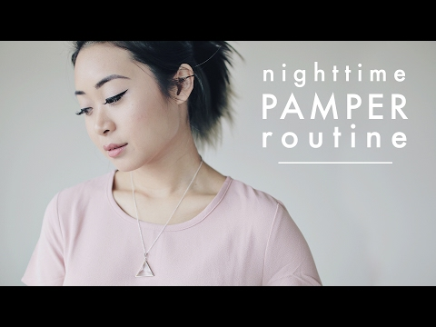 Night Time Pamper Routine 💕 | Spa Night at Home