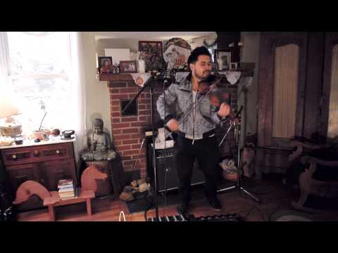 Bastille - Pompeii (Violin Loop Cover By David Wong)