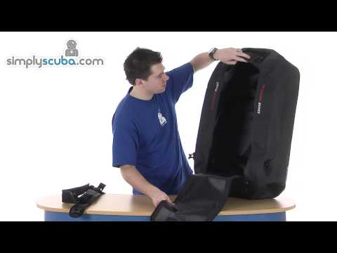 Mares Cruise Backpack Dry Bag - www.simplyscuba.com