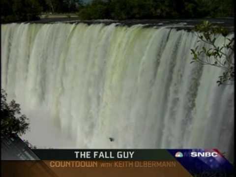 Kayak over the falls youtube