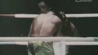 "Sonny Liston Vs George ""Scrap Iron"" Johnson"