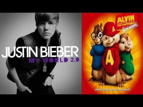 Alvin and The Chipmunks sing